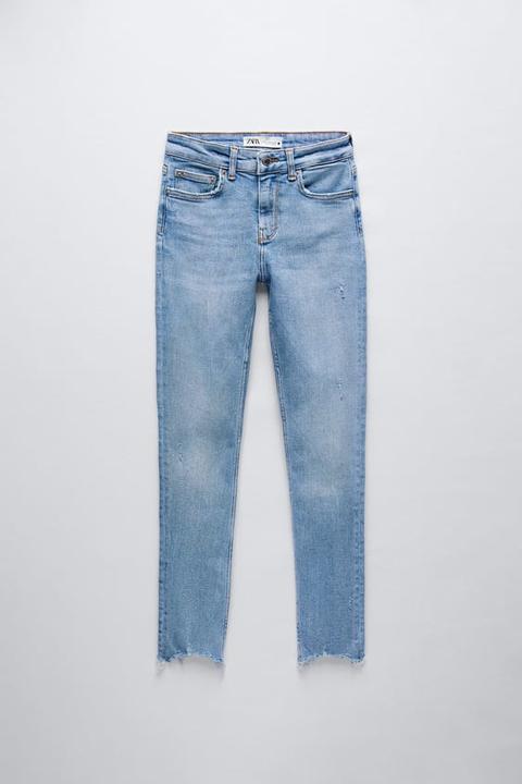 Jeans Zw Premium 80s Skinny Horizon Blue
