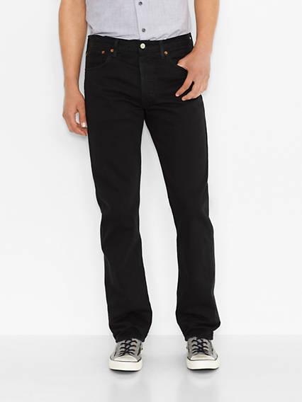 501® Levi's® Original Fit Jeans Negro / Black de Levi's en 21 Buttons