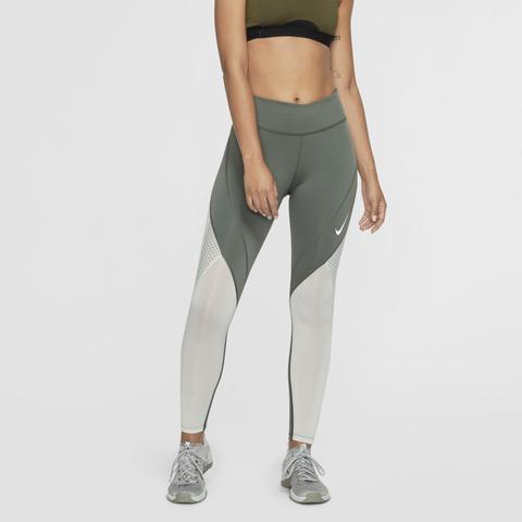 Nike Epic Lux Mallas De Running De 7/8 - Mujer - Gris de Nike en 21 Buttons