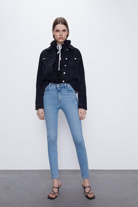 Jeans Edited Hi Rise Skinny Vintage