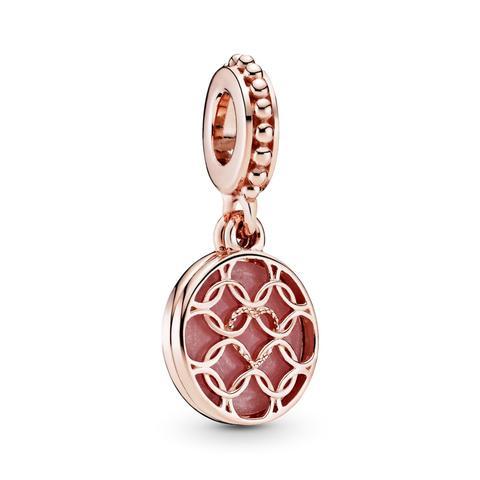 Charm Colgante En Pandora Rose Patrón De Amor de Pandora en 21 Buttons