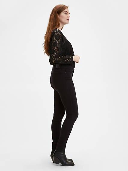 711™ Skinny Jeans Negro / Night Is Black