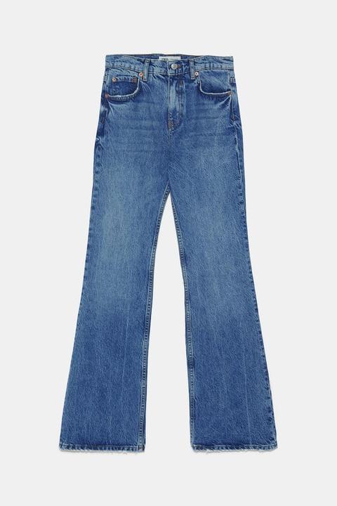 Jeans Zw Premium Bootcut True Blue