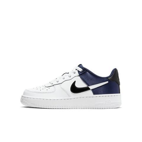 Chaussure Nike Air Force 1 Nba Low Pour Enfant Plus Âgé - Bleu ...